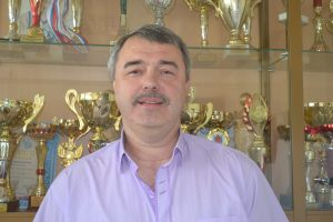 Строганов Виктор Георгиевич