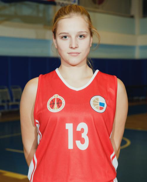 Караханова Полина (1 разряд)