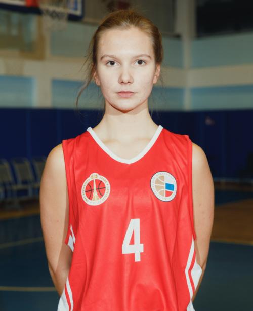 Касьяненко Анастасия (1 разряд)