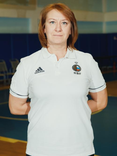 Плешакова Ирина (главный тренер, ЗМС)
