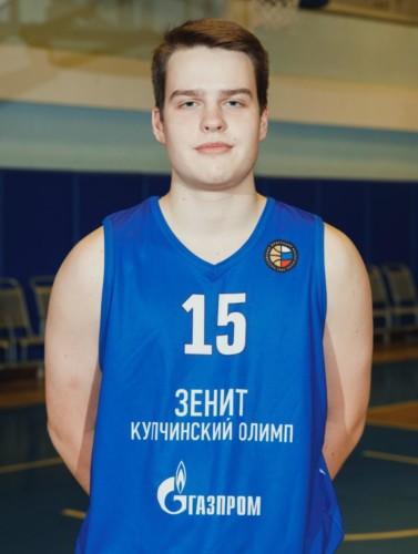 Тихомиров Александр (1 разряд)