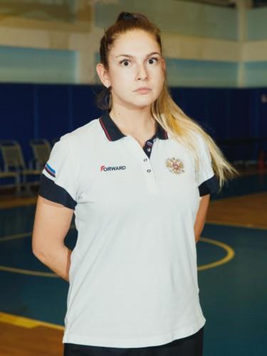 Чиченёва Юлия (старший тренер)