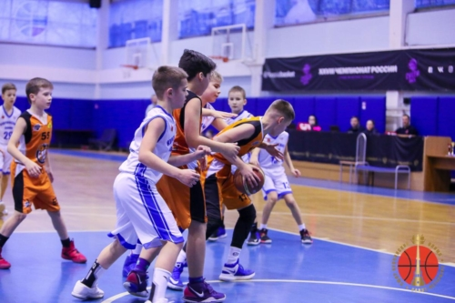 Традиционный открытый турнир по баскетболу среди юношей «Прорыв блокады» 2020